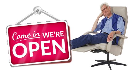 EasySit.nl - Openingstijden (open)