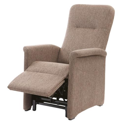 Sta op stoel A 600 L stof 1
