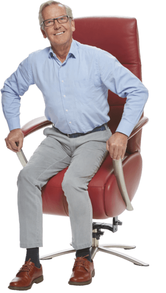 Sta op stoel Easysit D104