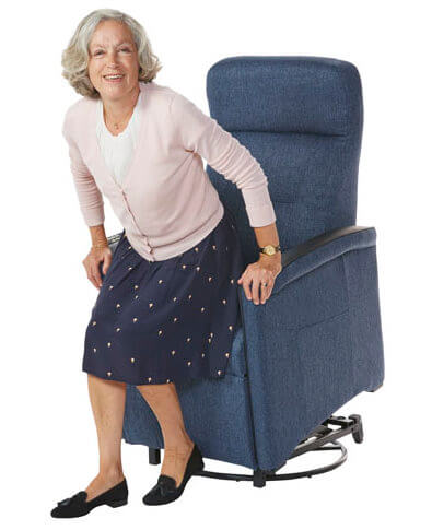 Sta op stoel Easysit Napels