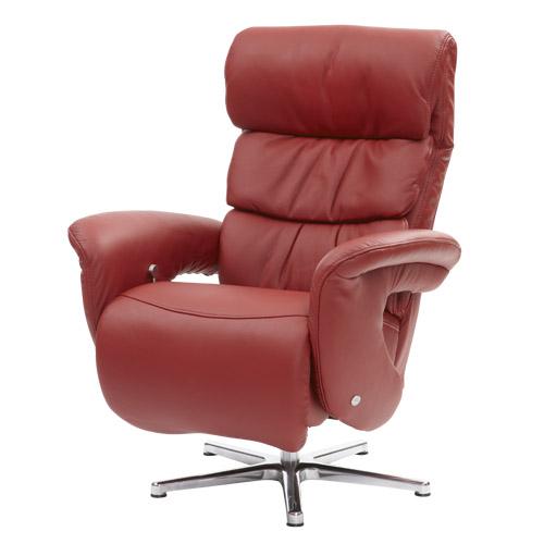 Relaxstoel  S 51 leer