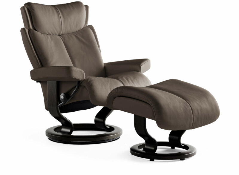 Stressless_Magic khaki wenge 55637