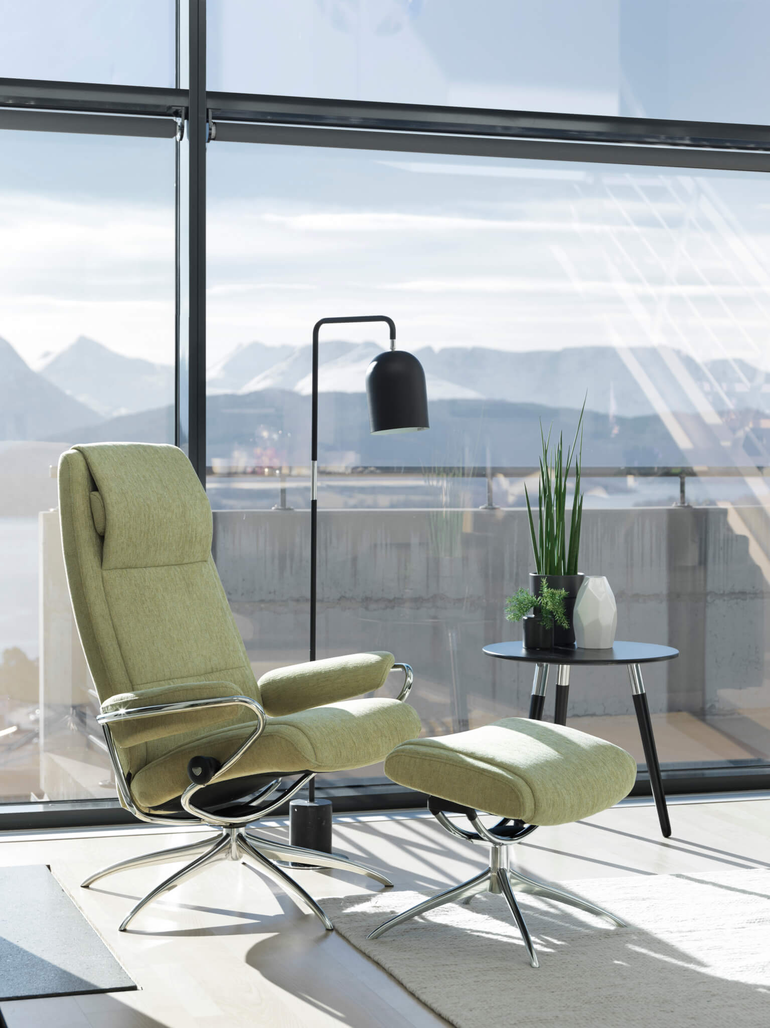 Stressless_Paris_high_Jasmine_Green