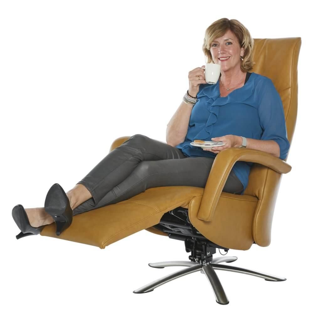 Mogelijkheden Elektrische relaxstoel