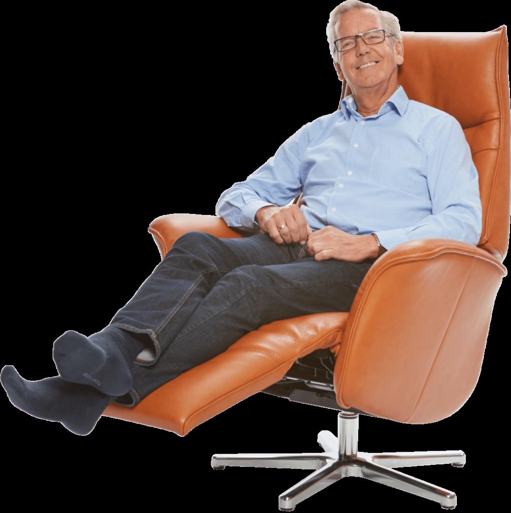 Bent u op zoek naar een draaibare relaxfauteuil?
