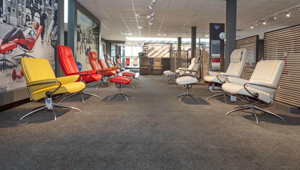 Showroom Hilversum