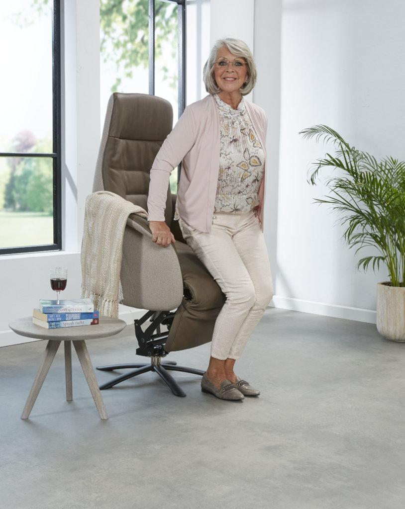 Easysit sta op stoelen worden op maat gemaakt!