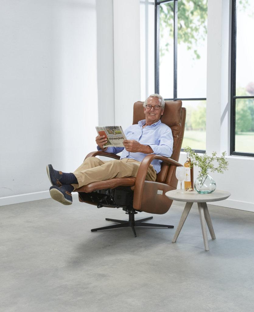 Relaxstoel bij Easysit Burgum