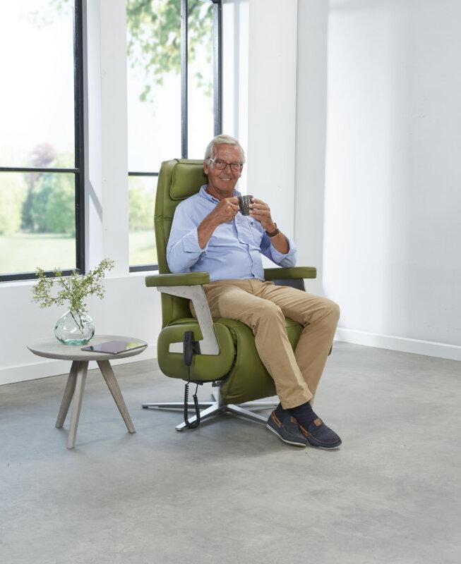 fauteuil voor senioren