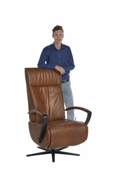 Verstelbare stoel op maat