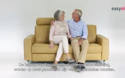 Easysit Relaxbank (verstelbaar)